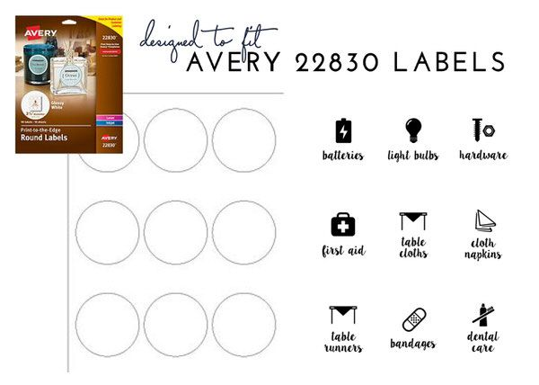 1000 ideas about closet labels on pinterest closet for Avery template 5418