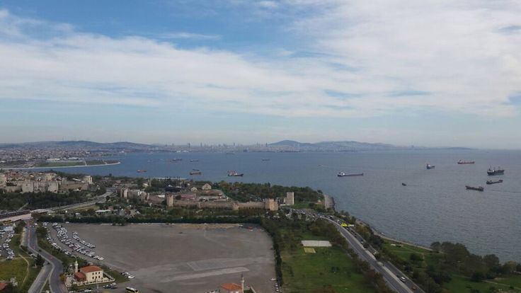 Mar de Marmara desde Casa