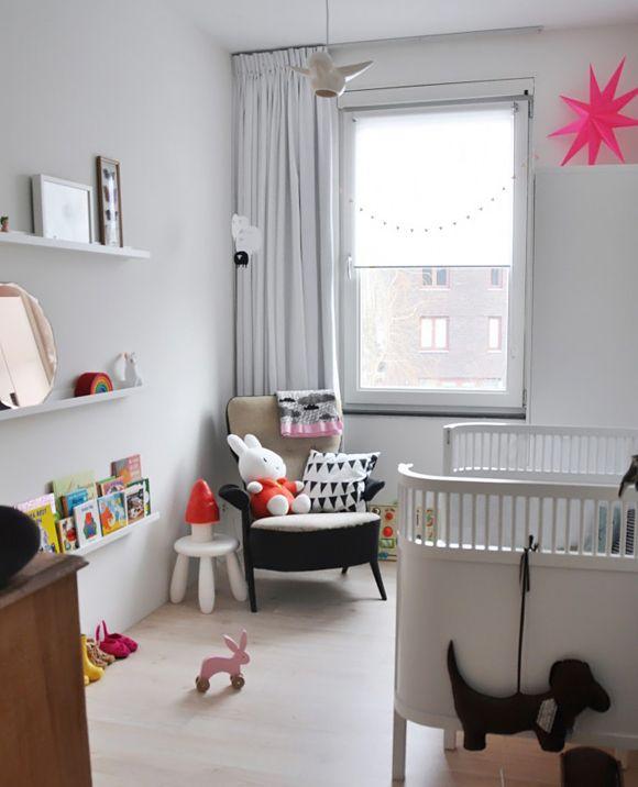 deco chambre bebe mixte #nursery #chambrebebe