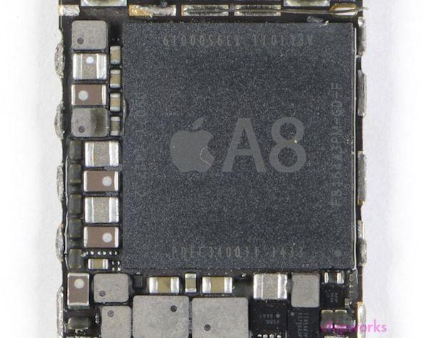 Apple A8 SoC
