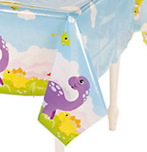 DINOSAUR-PARTY-Young-Dino-Tablecover-Tablecloth-137cm-x-274cm