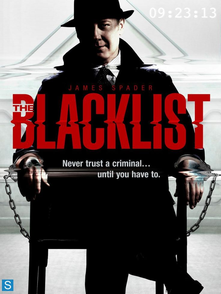 The Blacklist - Click through to see where you can stream it on #PlayOn!