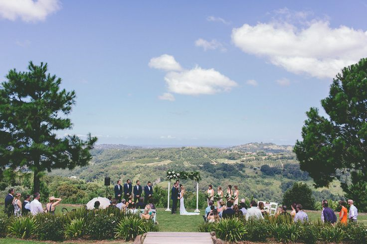 Real Wedding at Summergrove Estate venue- featured on Casuarina Weddings