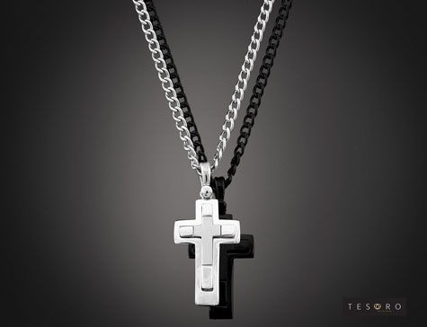 Tesoro Jewellery - CHAIN & CROSS COLLECTION