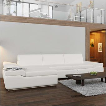 luxury sectional from scan design of florida modern furniture most comfortable couchwhite
