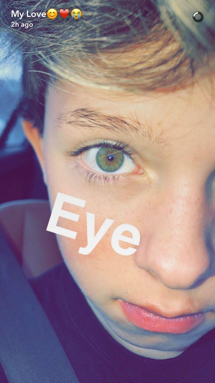 Your eyes are beautiful ❤️️ I want those eyes
