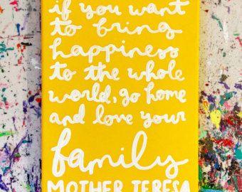 Roald Dahl zonnestralen en geluk Canvas offerte door QuotesOfNote
