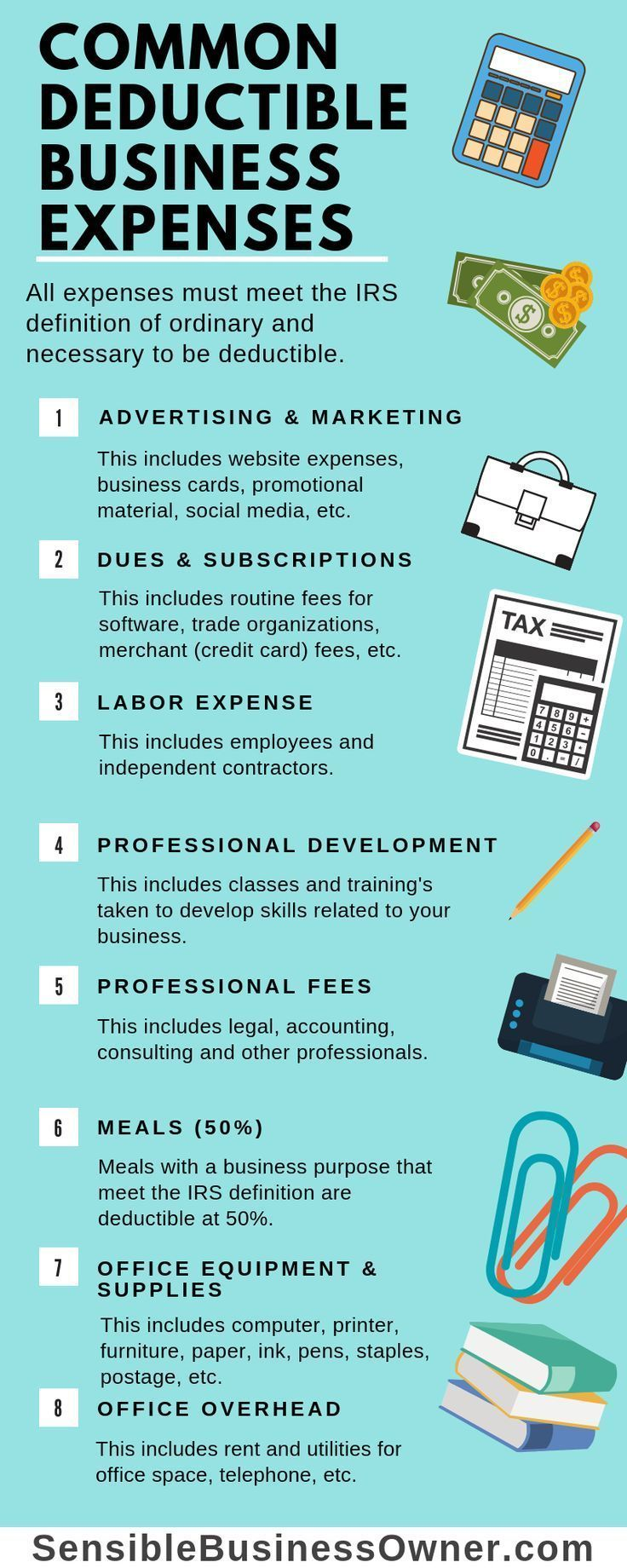 Blog Business Expense Bookkeeping Business Small Business