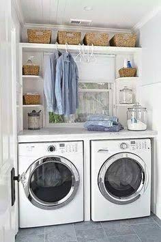 ideas para cuarto de lavado pequeño - Buscar con Google