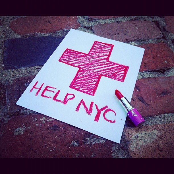Lime Crime «3 NYC - @LimeCrime is donating a portion of their sales the next two weeks to Hurricane Sandy Relief! http://limecrimemakeup.com/news/2012/11/lime-crime-joins-the-hurricane-sandy-relief-mission/