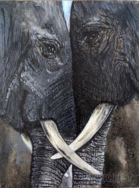 Слоны Пара слонов с переплетенными хоботами является символом крепких семейных и дружеских уз, их часто дарят в знак сильного чувства.