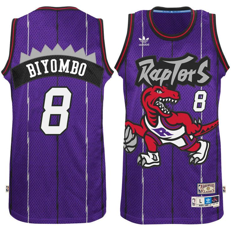 7913a1127 ... canada black gold stitched nba jersey toronto raptors 8 bismack biyombo  new swingman road purple jersey ...