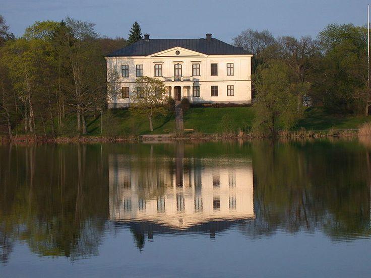 Charlottenborg Castle, Motala Sweden