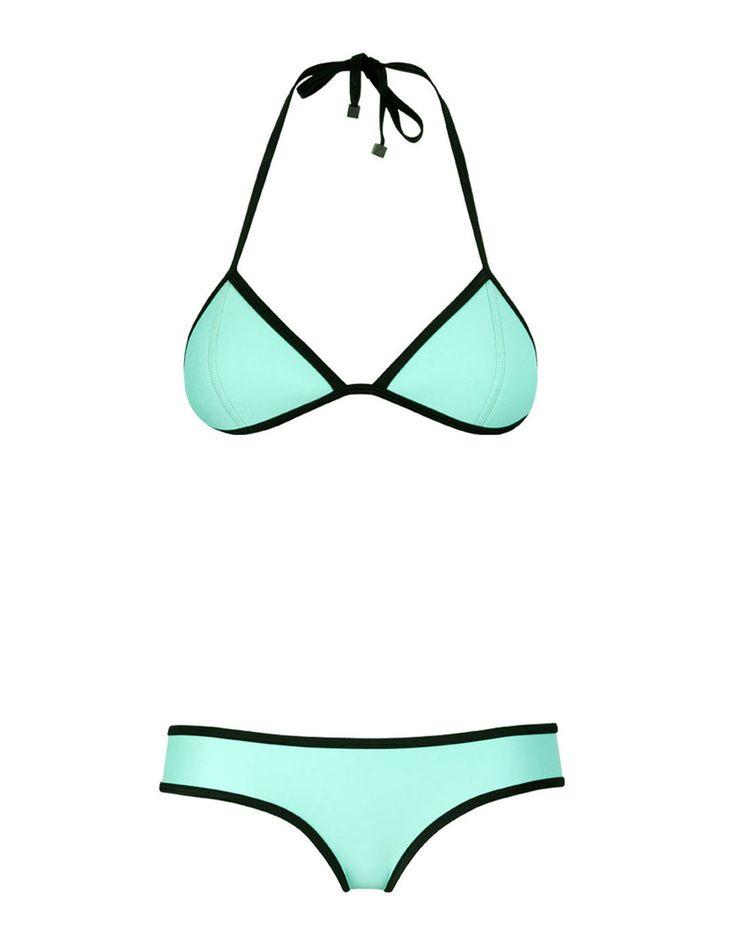 MIAMI MINT traingl swimwear