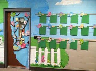 soooo cute!: First Grade Classroom, Classroom Decorating, Classroom Door, Bulletin Boards, School Stuff, Student Work, Work Display, Classroom Ideas