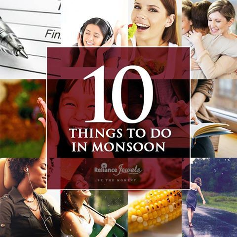 What's your plan for monsoon?
