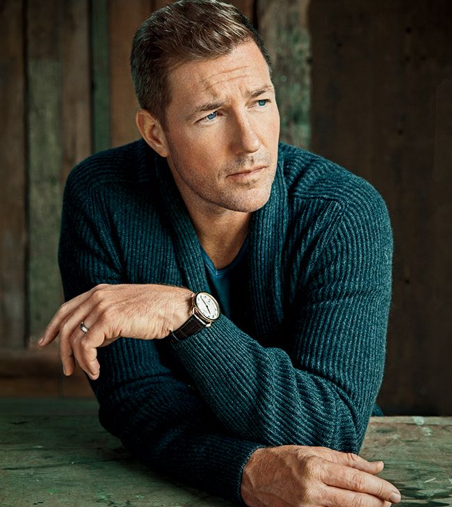 Edward Burns 2015 Hamptons Photo Shoot 005
