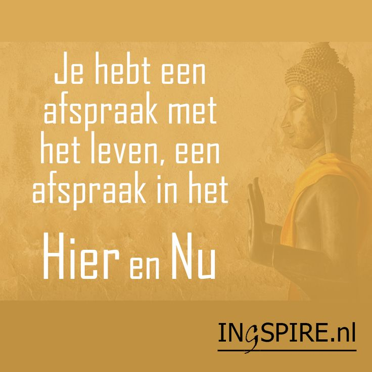 Mooie mindfulness uitspraakvan spiritueel leider en inspirator Thich Nhat Hanh. 3 Positieve effecten van Mindfulness: Mindfulness verruimt je denkkader Je leert je eigen gedachten en gedrag op een afstand te bekijken waardoor je letterlijk meer ademruimte krijgt. Het leert je patronen doorbreken Je leert jezelf nog beter kennen en het geeft je inzicht in hoe …