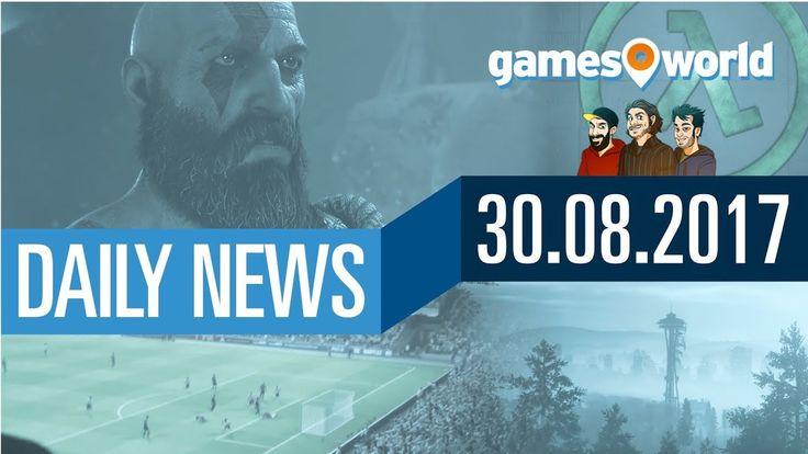 FIFA 18 Demo PS Plus im September Half-Life 3 Shitstorm | Gamesworld Daily News - 30.08.2017  CoD: WW2 Talk: https://youtu.be/LQ8LK1TOvhI FIFA 18: 00:36 God of War: 02:10 PS-Plus: 03:31 Half-Life 3: 05:19 Community: 09:08 Das Start-Datum für die kostenlose Demo zu FIFA 18 steht offenbar fest. Der Entscheidende Hinweis lässt sich dem Xbox Games Store entnehmen - los geht's mit der Testversion der Fußballsimulation schon in Kürze. Auch zwei der Gratis-Spiele für PS-Plus-Abonnenten stehen…