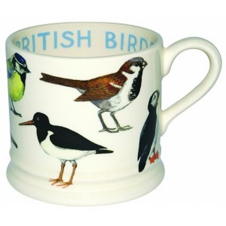 #Servies #birds #PAND 56 - Baby Mug Birds - Emma Bridgewater  €21,50