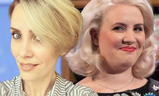Yo-yo dieter Claire Richards looks slimmer than ever