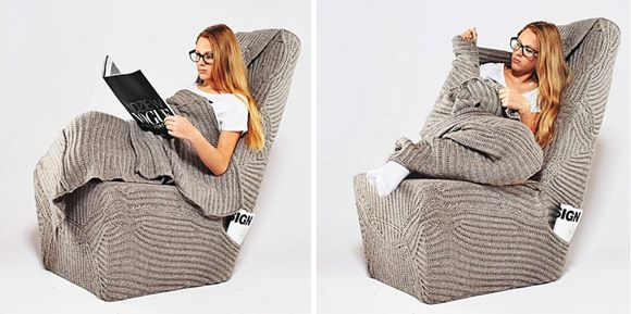 Autumn Winter Chair | Seating | Home