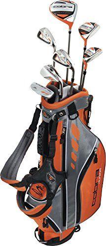 "UK Golf Gear - 'Cobra Golf Junior Kids Complete Set LH 46–52"""
