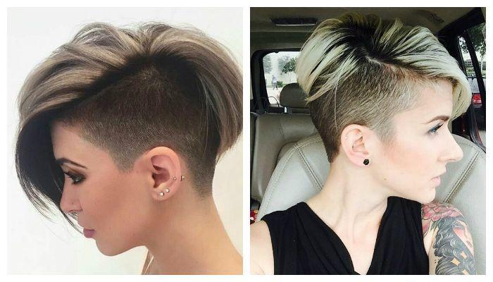 Kreativa frisyr: den mest eleganta, mest nytt foto | beautysummary