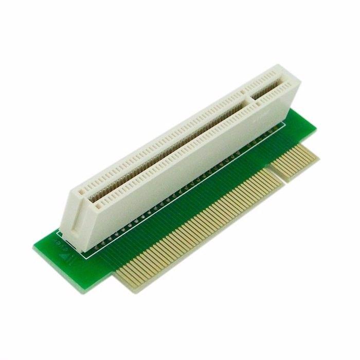 $5.87 (Buy here: https://alitems.com/g/1e8d114494ebda23ff8b16525dc3e8/?i=5&ulp=https%3A%2F%2Fwww.aliexpress.com%2Fitem%2FRiser-PCI-Male-to-Female-32Bit-Riser-Extension-PCI-Card-Adapter-laptop-1U-2U-3U-IPC%2F32778998852.html ) Riser PCI Male to Female 32Bit Riser Extension PCI Card Adapter laptop 1U 2U 3U IPC Chassis 90 Degree Left Angled Type for just $5.87