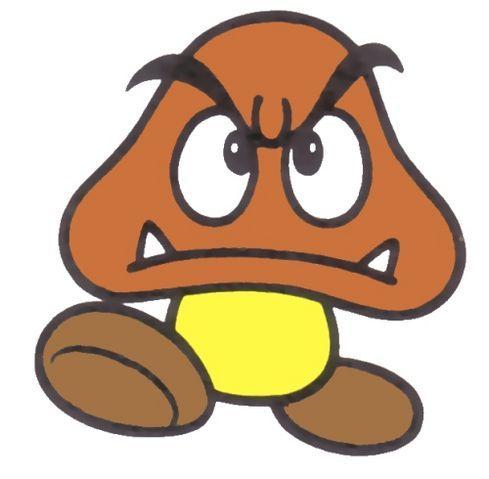 Personnage Mario Dessin Jeux Video Dessins Pinterest