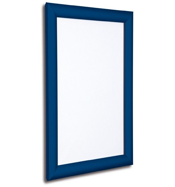"""Get a custom look frame for a fraction of the price. Frame artwork, photographs, and more to any full inch size from 8"""" to 40"""". These durable anodized aluminum mouldings are the same quality utilized by custom picture framers and are easy to assemble."""