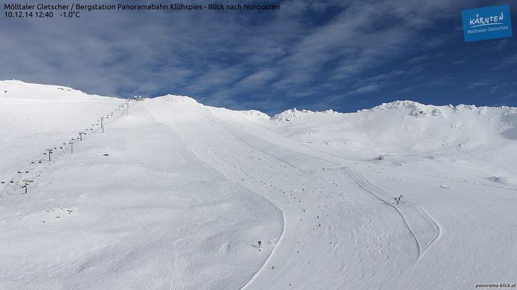 Webcam Mölltaler Gletscher