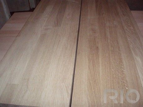 Деревянные ступени для Лестниц. Размеры стандартных ступеней:  Толщина Ступени: - 40 мм. Ширина Ступени: 300 мм (стандарт)  Длина Ступеней: 900-1000-1100-1200 мм (стандарт)
