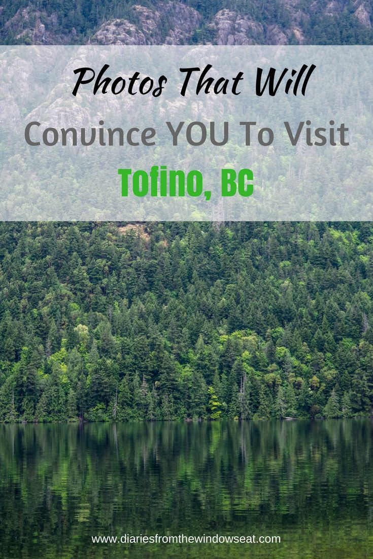 Photos to Convince you to visit Tofino, BC