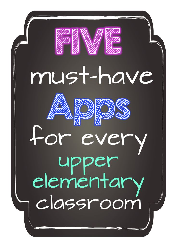 Five great apps and other web 2.0 tools!