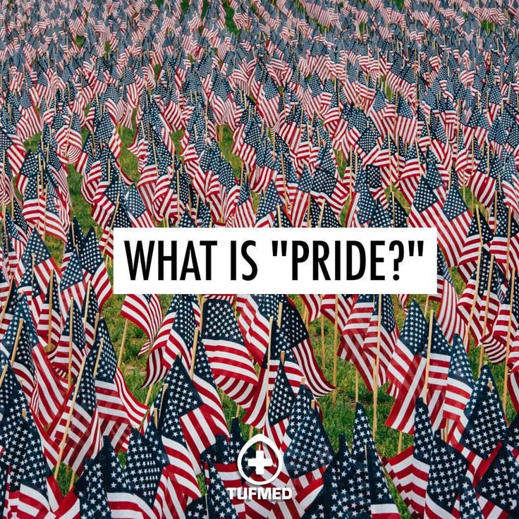 "What does ""pride"" mean to you?  To us, ""pride"" means starting a veteran-owned company that makes…"