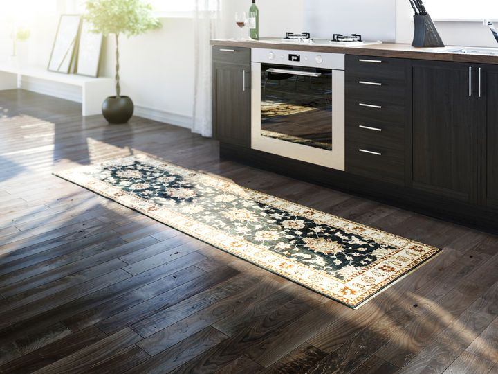 Contemporary Kitchen Persian And Oriental Carpets
