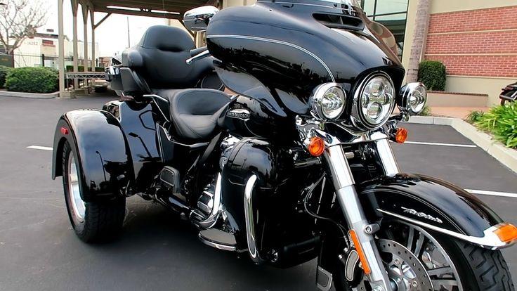 2017 Harley Davidson Tri Glide Ultra Review: 2017 Harley Davidson Tri-Glide Ultra Trike (FLHTCUTG