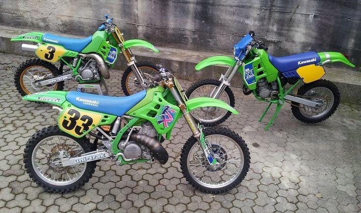 Kawasaki Dirt Bikes