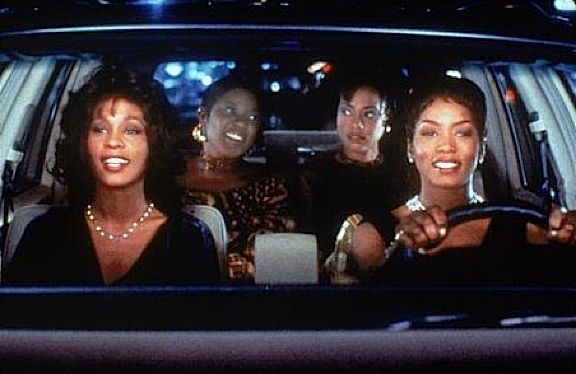 waiting to exhale movie and book comparison The characters in the book and movie are perceptions of the movie waiting to exhale are described qualities deemed unattractive in comparison to.