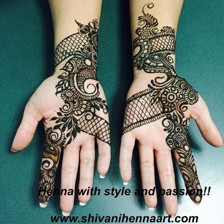 Shivani Henna Art By Shivani | Brampton Mehndi Services | Bridal ...