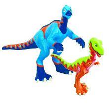 Dinosaur Train 2-Pack - Iggy and 3D Derek