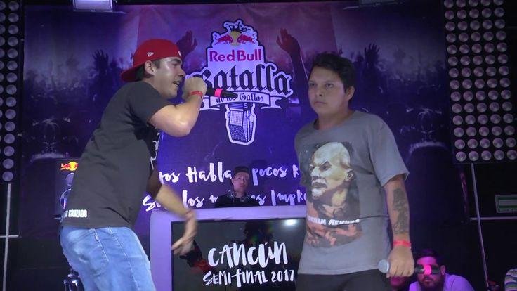 Smik vs Yhir (Octavos) – Red Bull Batalla de los Gallos 2017 México. Regional Cancún -   - http://batallasderap.net/smik-vs-yhir-octavos-red-bull-batalla-de-los-gallos-2017-mexico-regional-cancun/  #rap #hiphop #freestyle
