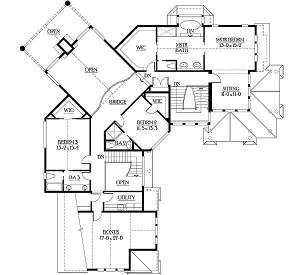 Best 20 unique floor plans ideas on pinterest small Weird floor plans