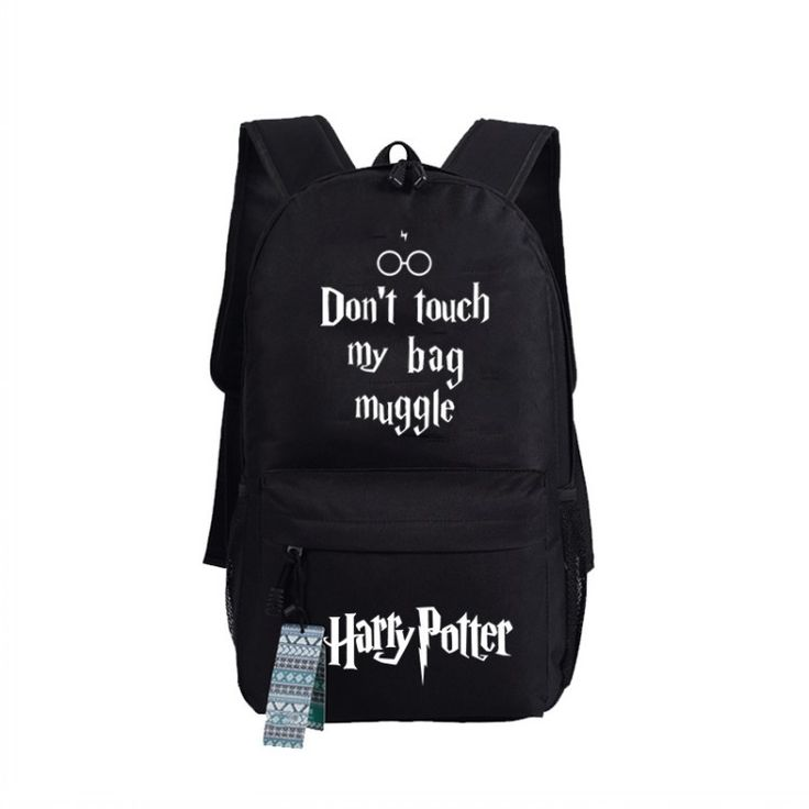 Harry Potter Hogwarts Backpack School Bag
