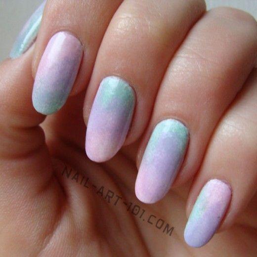 Pastel Nails Tutorial – Nail Art