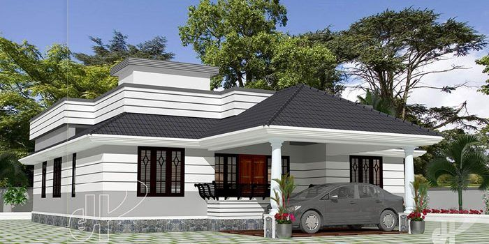 3 Bedroom With Roof Deck House Design Pinoy Eplans In 2020 House Roof Design House Deck House Roof