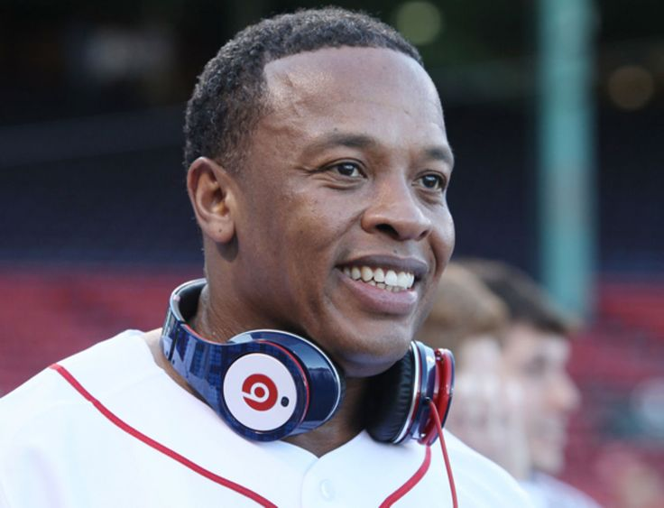 Rapper and producer Dr. Dre helped make gangsta rap and G-funk popular. The West Coast native also launched the careers of rappers Eminem and Snoop Dogg.