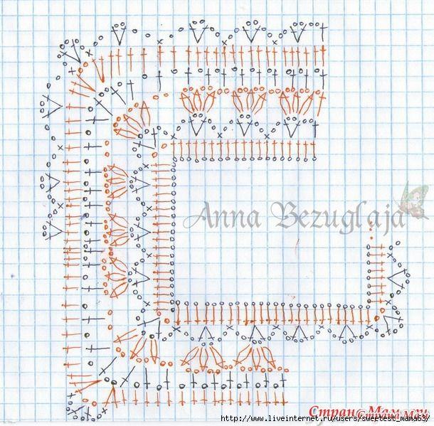 105 best Puntadas de tejido images on Pinterest | Ganchillo ...