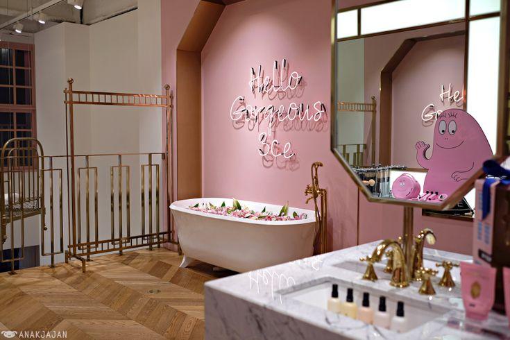 Korea Stylenanda Pink Hotel Amp Pink Pool Cafe